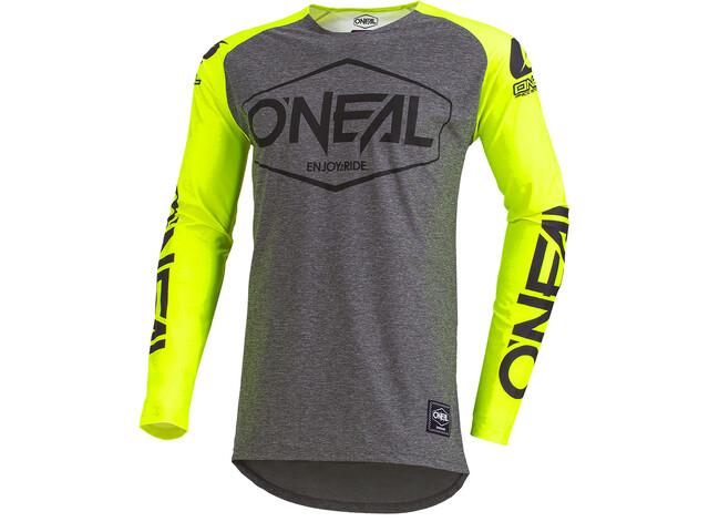 O'Neal Mayhem Lite Jersey Hexx Men neon yellow